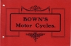 Bown`s Motor Cycles (GB) Prospekt 1914